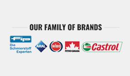 schmierstoffe - our family of lubricant brands